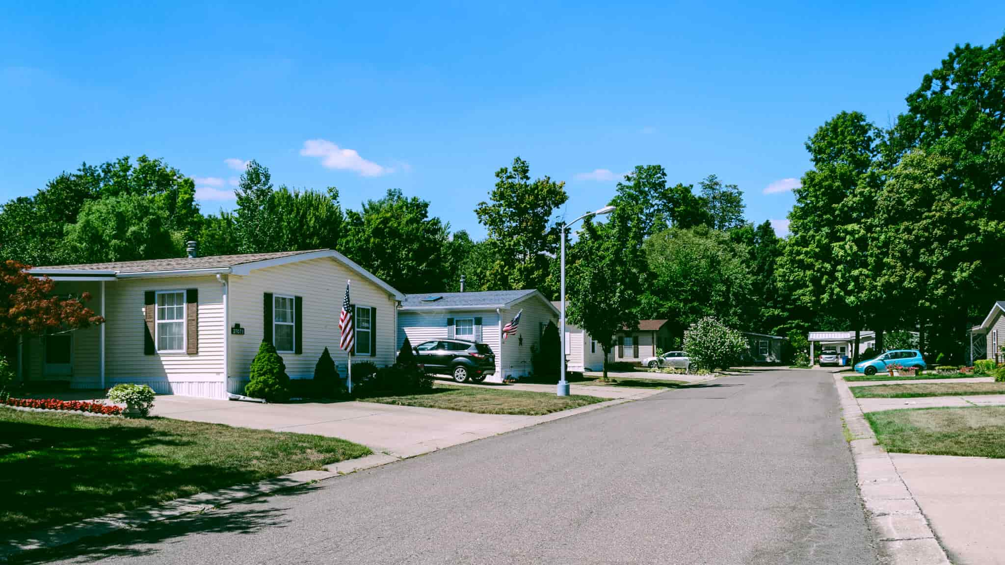 sell a mobile home park fast for cash as is.