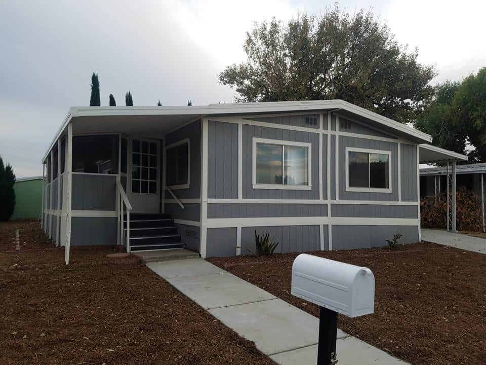 sell my mobile home to investor for cash as is