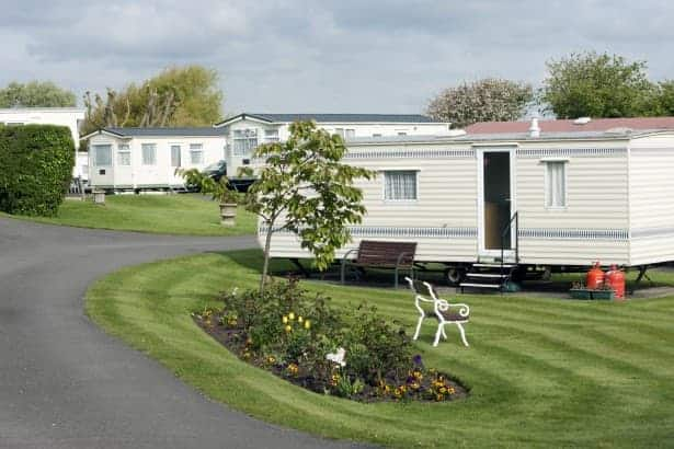 mobile home park investor paying cash